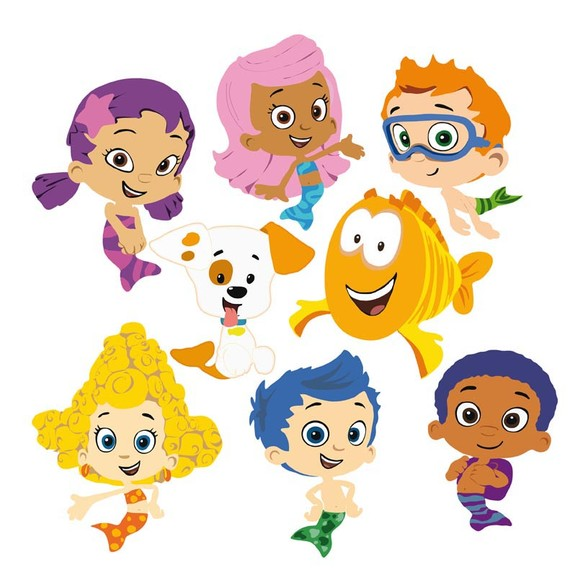 Bubble Guppies On Pinterest Cars And