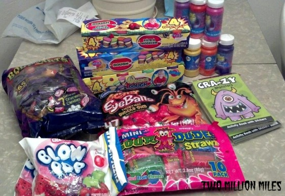 Monster Party Bags 4