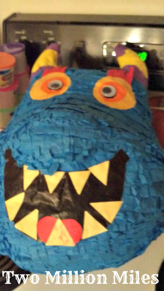 Monster Pinata 2