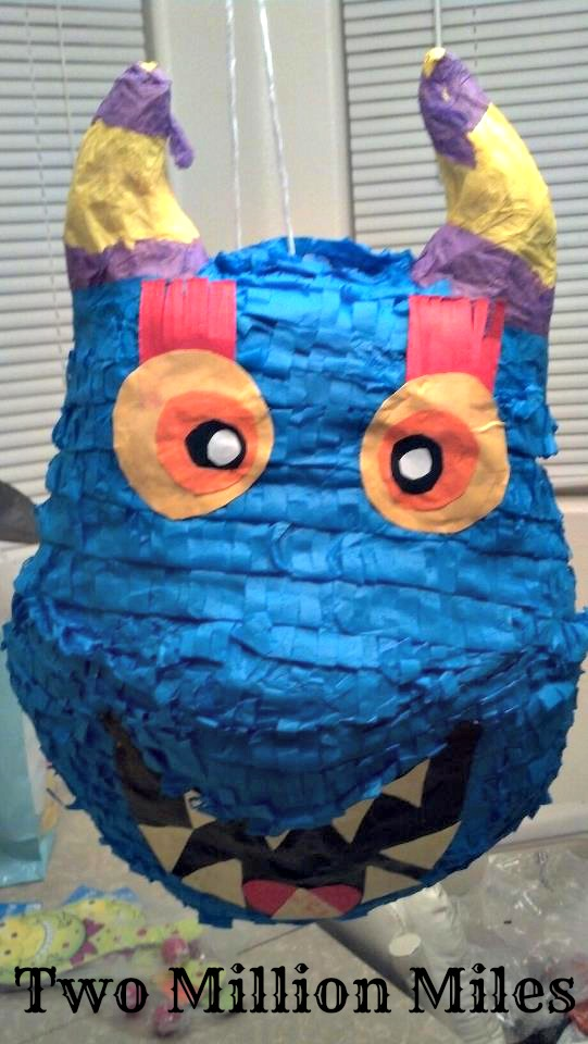 Monster Pinata 3