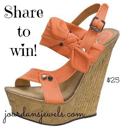 share wedges